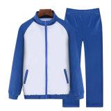Farda da escola elevada unisex Jacket&Pants com logotipo personalizado