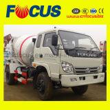 Hino Chassis-Betonmischer-LKW für Verkauf (Turbine-Serien)