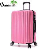 Neue Ankunfts-reisende Gepäck-Sets mit Aluminiumlaufkatze
