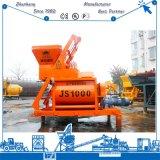 Misturador concreto da máquina de mistura Js1000