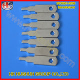 Pin elétrico com cobre para o carregador móvel, Pin do plugue (HS-BS-0033)