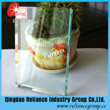 Glace en verre en verre en verre de flotteur d'espace libre du certificat 5mm de Ce/ISO/construction/guichet/porte/glace Tempered