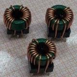 Tcc/induttore Wirewound della bobina d'arresto comune modo di Lgh