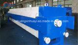Appuyez sur l'équipement dans de solides de filtre séparateur de liquide