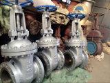 Válvula de gaveta com flanges Wcb assentados de Válvulas Industriais Válvula gaveta
