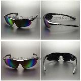 A forma a mais atrasada Sunglass do projeto com a lente UV da proteção (SG115)