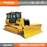 Shantuiの完全油圧沼地のブルドーザー(SD10YS)