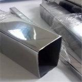 Final aplicado con brocha del aislante de tubo No. 4 decorativos del tubo del acero inoxidable de AISI para el tubo del pasamano y de la barandilla