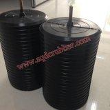 Drain ad alta pressione Test Plug (multi formato) di esclusione Balloon Type
