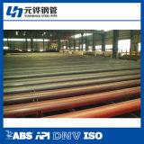 GB/T 8163 Hot-Rollingkohlenstoff-nahtloses Stahlrohr