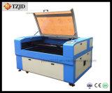 Máquina de gravura do laser da potência do vidro orgânico 80W