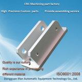 Fabrik-montierende Service-kundenspezifische Aluminium CNC-Selbstmaschinen-Ersatzteile