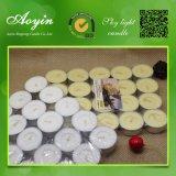 Großhandelsminiwachs 10g weiße Tealight Kerze mit konkurrenzfähigem Preis