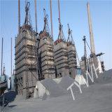 Carbón activado impregnado en plata para la protección química y biológica de precio en Kg.
