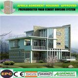Передвижной Prefab панельный дом для прожития семьи/курорта/магазина перемещения