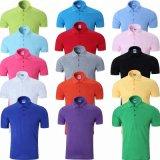 Prix bon marché pour 100% coton polo t shirts pour les hommes de l'impression Stock Polo Shirt personnalisé