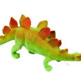 Jouets réglés de dinosaur de modèle animal de ramassage de jeu pour des gosses