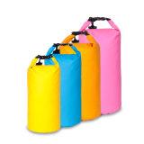 Sacco impermeabile esterno personalizzato 5L/10L/15L/20L/25L/30L del sacchetto asciutto dello zaino con la cinghia di spalla registrabile