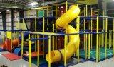 Уникально конструкция 2016 крытого оборудования спортивной площадки для малышей