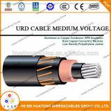 ULリストされたUL1072ケーブル15のKvのFsal Al/Trxlpe/Sws/PVC Mv 105の電力配分のUrd