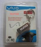 실제적인 수용량 4GB 8GB 16GB 32GB 64GB 128GB 256GB U 펜 /HP 드라이브 /HP USB 섬광 드라이브 /U-Disk/ Soney USB 저속한 펜 드라이브