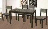 [دين تبل] خشبيّة مع 4 كرسي تثبيت لأنّ مطعم