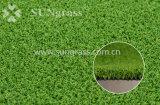 Erba verde mettente di golf sintetico artificiale di alta densità 15mm (SUNJ-HY00033-1)