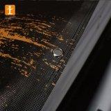 Для использования вне помещений для использования вне помещений самоклеящаяся виниловая пленка ПВХ Flex Сетчатый баннер (TJ-OB-03)