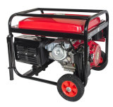 Genour Power Zh6500 188f 15HP 5kw Portable Gasoline Generator Air Cooled