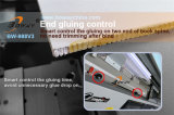 Pièces de rechange Softcover de machine à relier d'épine de livre de colle chaude parfaite directe de fonte d'usine de Boway