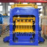 Machine de fabrication de brique concrète de bord de route de la pression Qt8-15 hydraulique