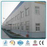 中国は鉄骨構造の倉庫の研修会の建物を組立て式に作った