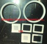 Ceramische Delen van het Glas van Macor de Machinebewerkbare