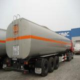 3車軸45000L重油のタンカーの/Semiのトレーラーの重油のタンカー