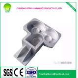 주문품 주조 알루미늄 부속 LED 알루미늄 열 싱크 형 부속을 정지하십시오