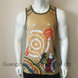 Camisola interioa Sublimated costume do esporte do OEM