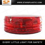 Indicatore luminoso solare dell'istantaneo di traffico con il LED luminoso