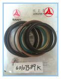 Jogos de reparo 60266177k do selo do cilindro do crescimento da máquina escavadora de Sany para Sy115