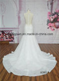 Reizvolles Frauen Mermiad Hochzeits-Kleid