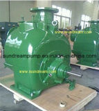 Festes handhabendes Abfall-Pumpe CER bestätigt