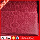 Tessuto della camicia di cotone di colori di certificazione di 9001:2000 di iso vario
