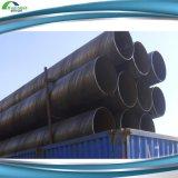 Различная по-разному труба размера SSAW сваренная LSAW спиральн стальная
