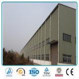 China de fábrica Diseño personalizado de la construcción de la luz de almacén de la estructura de acero de suelo múltiple