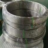 La norme ASTM 316 304 409 tubes soudés en acier inoxydable du tube de la bobine