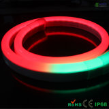 24V 10*20mm Digitale RGB LEIDEN Neon Flex met 60PCS SMD5050