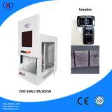 Миниая машина Engraver уплотнения лазера пластичная с Ce
