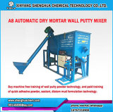 A8 mur de mortier sec automatique Putty Mixer