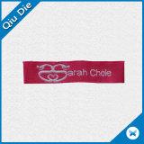 Tamaño grande etiqueta tejida textiles para el hogar
