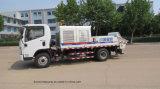o diesel di 50m3/H pompe per calcestruzzo montate camion elettrico da vendere