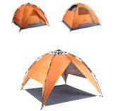 2016 hochwertiges automatisches Double-Deck Zelt, wasserdichter UVschutz-kampierendes Zelt